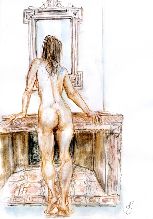 au miroir 3