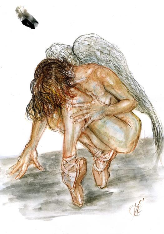 l'ange blessé 2