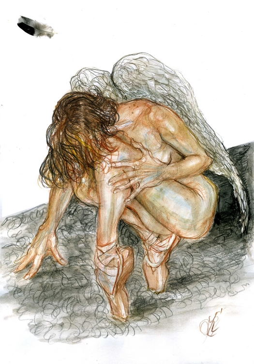 l'ange blessé 3